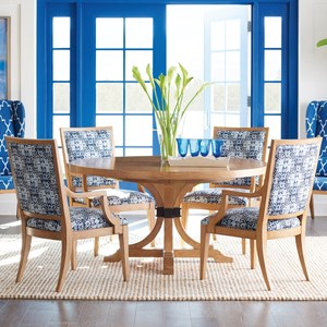 Barclay Butera Newport 5 Pc Dining Set
