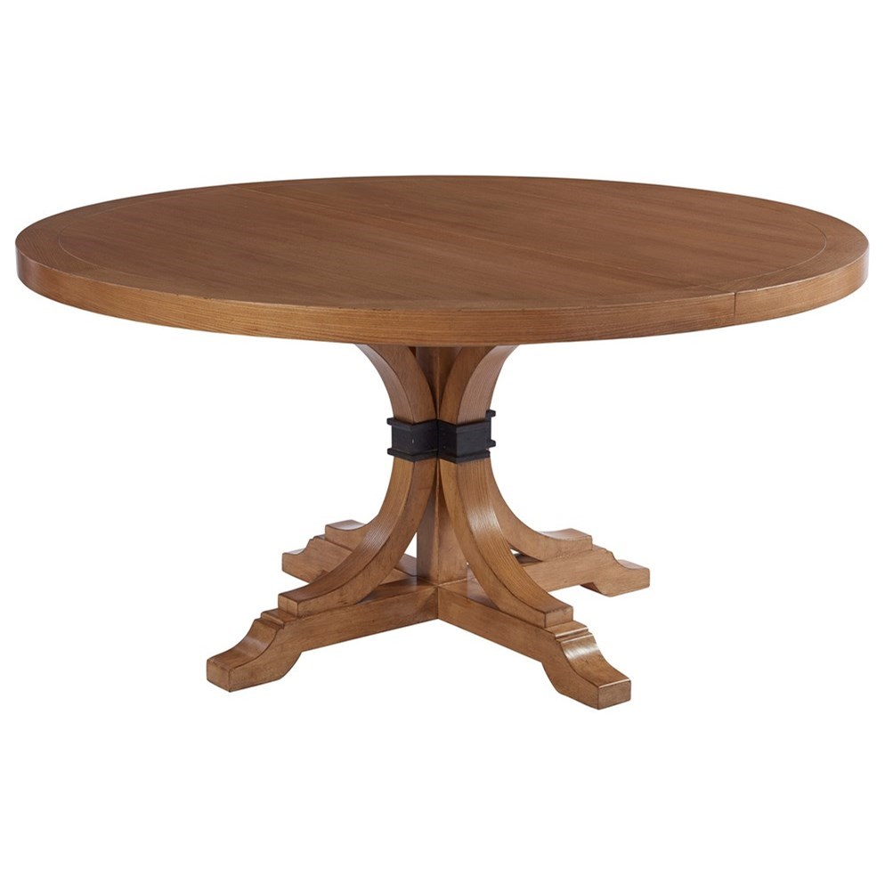 Barclay Butera Newport Magnolia Round Dining Table - Item Number: 920-875C