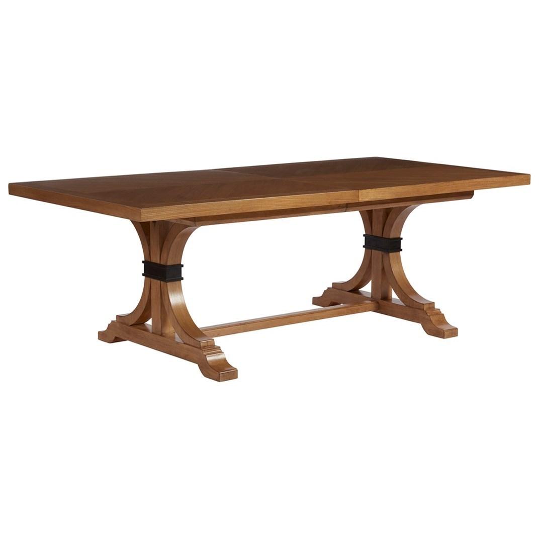 Barclay Butera Newport Oceanfront Rectangular Dining Table - Item Number: 920-877