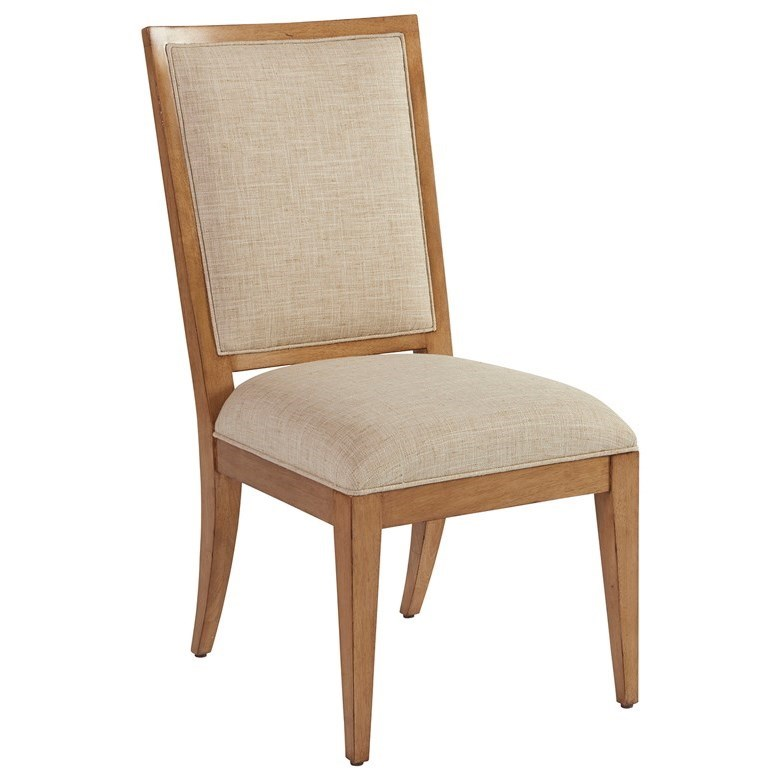 Barclay Butera Newport Eastbluff Side Chair (married) - Item Number: 920-880-01