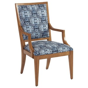 Barclay Butera Newport Eastbluff Arm Chair