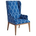 Barclay Butera Newport Seacliff Host Wing Chair - Item Number: 920-883