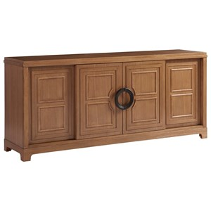 Barclay Butera Newport Leeward Media Console
