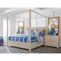 Barclay Butera Newport Queen Bedroom Group - Item Number: 921 Q Bedroom Group 2