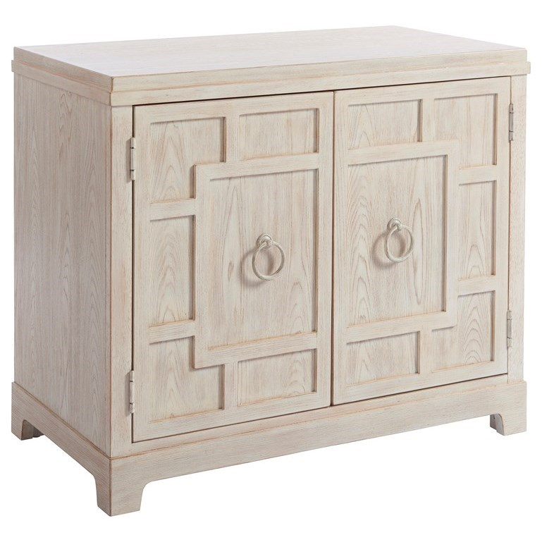 Newport Collins Bachelors Chest by Barclay Butera at Baer's Furniture