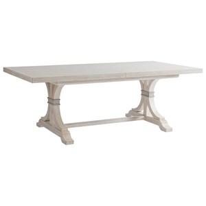 Oceanfront Rectangular Dining Table