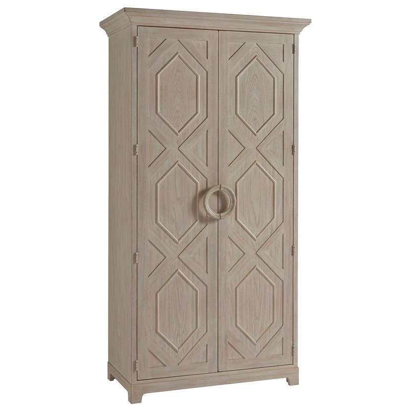 Newport Pacific Coast Cabinet by Barclay Butera at Baer's Furniture