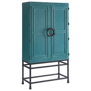 Barclay Butera Newport Jade Bar/Chest On Stand