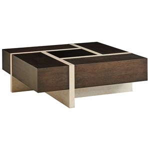 Solace Square Cocktail Table
