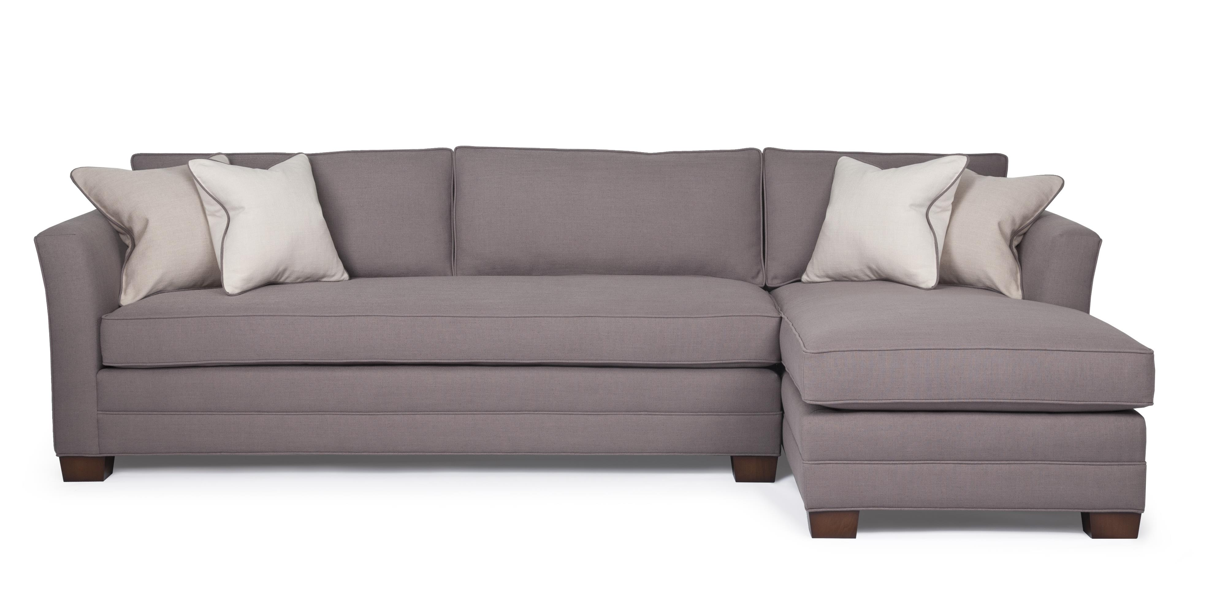 Sectional Sofa With Bench Cushion