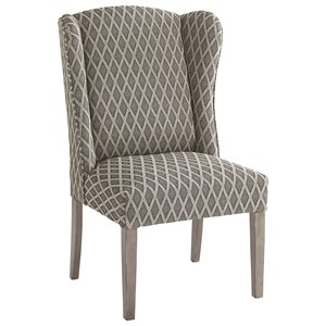 Bassett Alden Customizable Side Chair