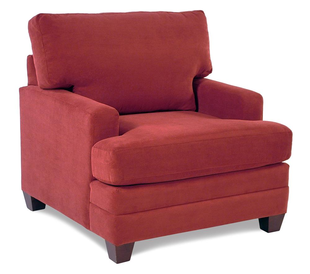 Bassett Gabe II Upholstered Chair - Item Number: 3849-12