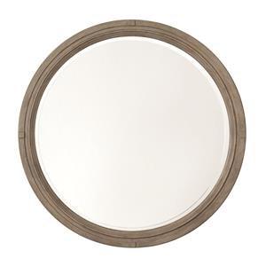Bassett Bella Round Mirror