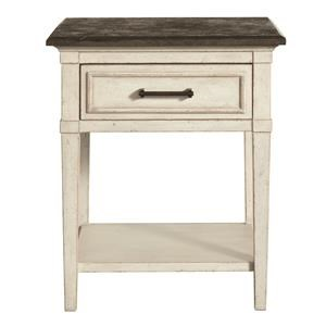 Bassett Bella Bedside Table