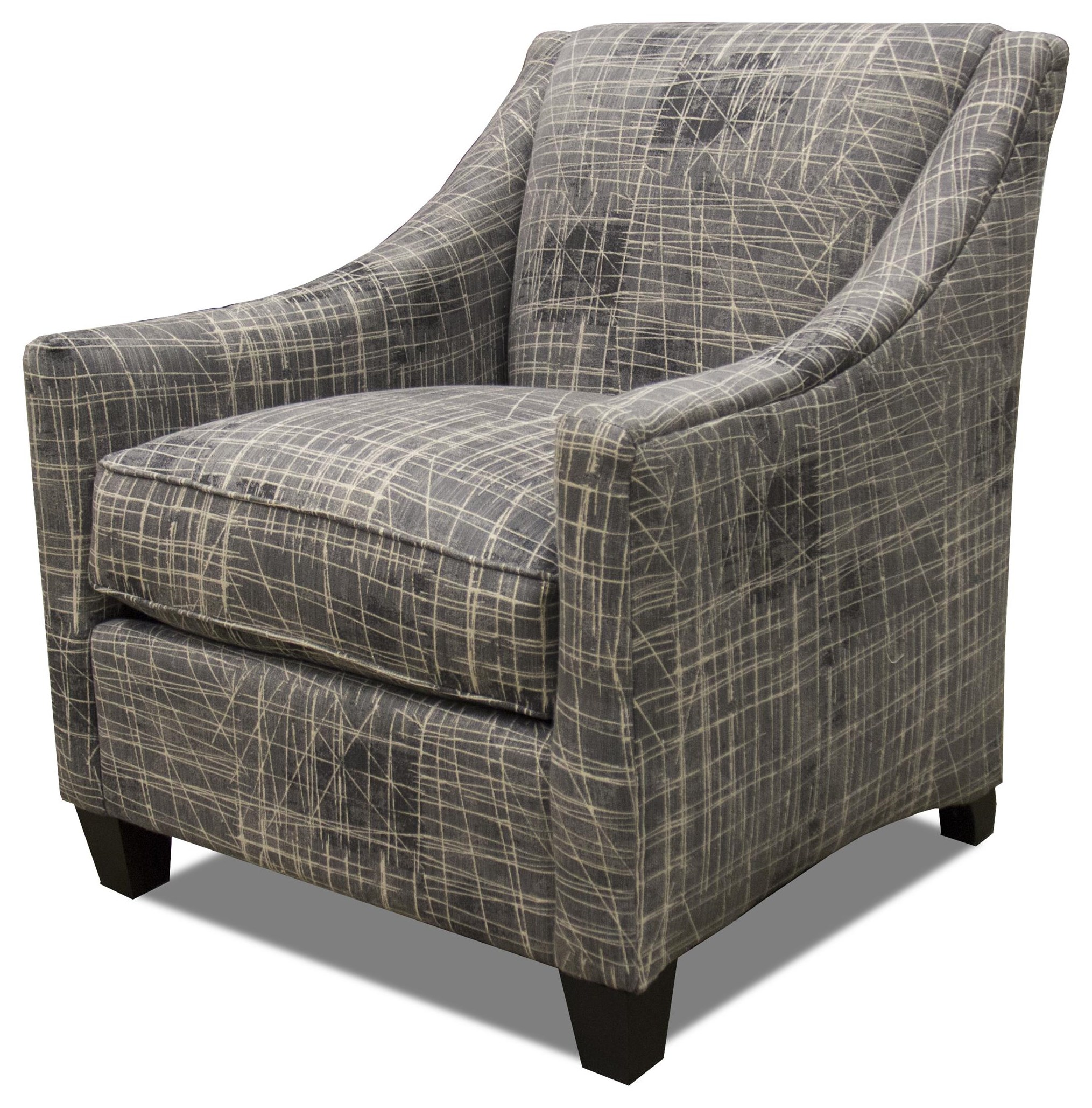 Bassett Exeter Corinna Accent Chair - Item Number: 1044-02-5152-5152-9-NO-BF807