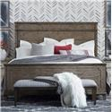 Bassett Verona Queen Panel Bed - Item Number: GRP-2834D-QUEENBED