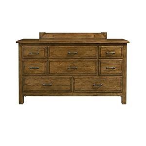 Bassett Woodhaven Dresser