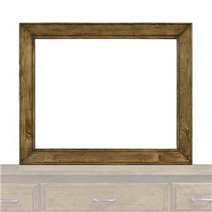 Bassett Woodhaven Mirror