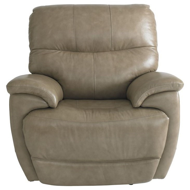 Brookville Power Recliner by Bassett at VanDrie Home Furnishings