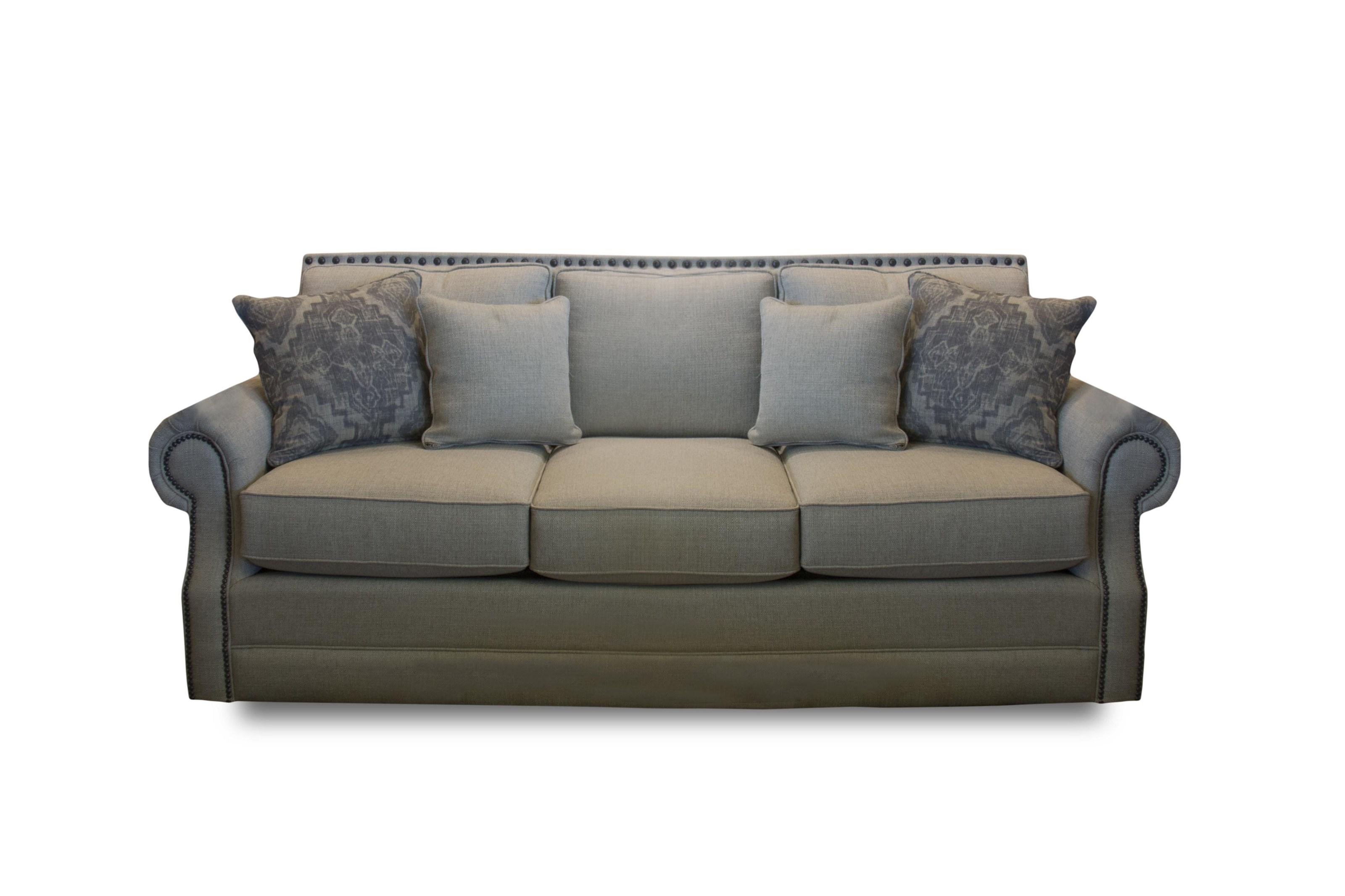Bassett Hubbard 3902 62h 1474 2 5143 19 Obnail Sofa