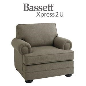 Bassett Hyde Park Chair
