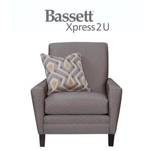 Bassett Drake Custom Order Chair