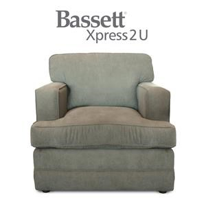 Bassett Dalton Custom Order Chair