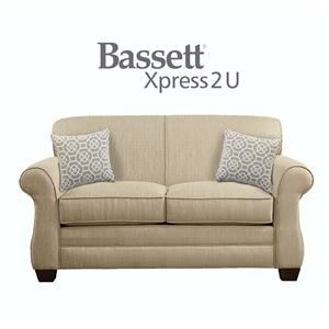 Bassett Maverick Loveseat