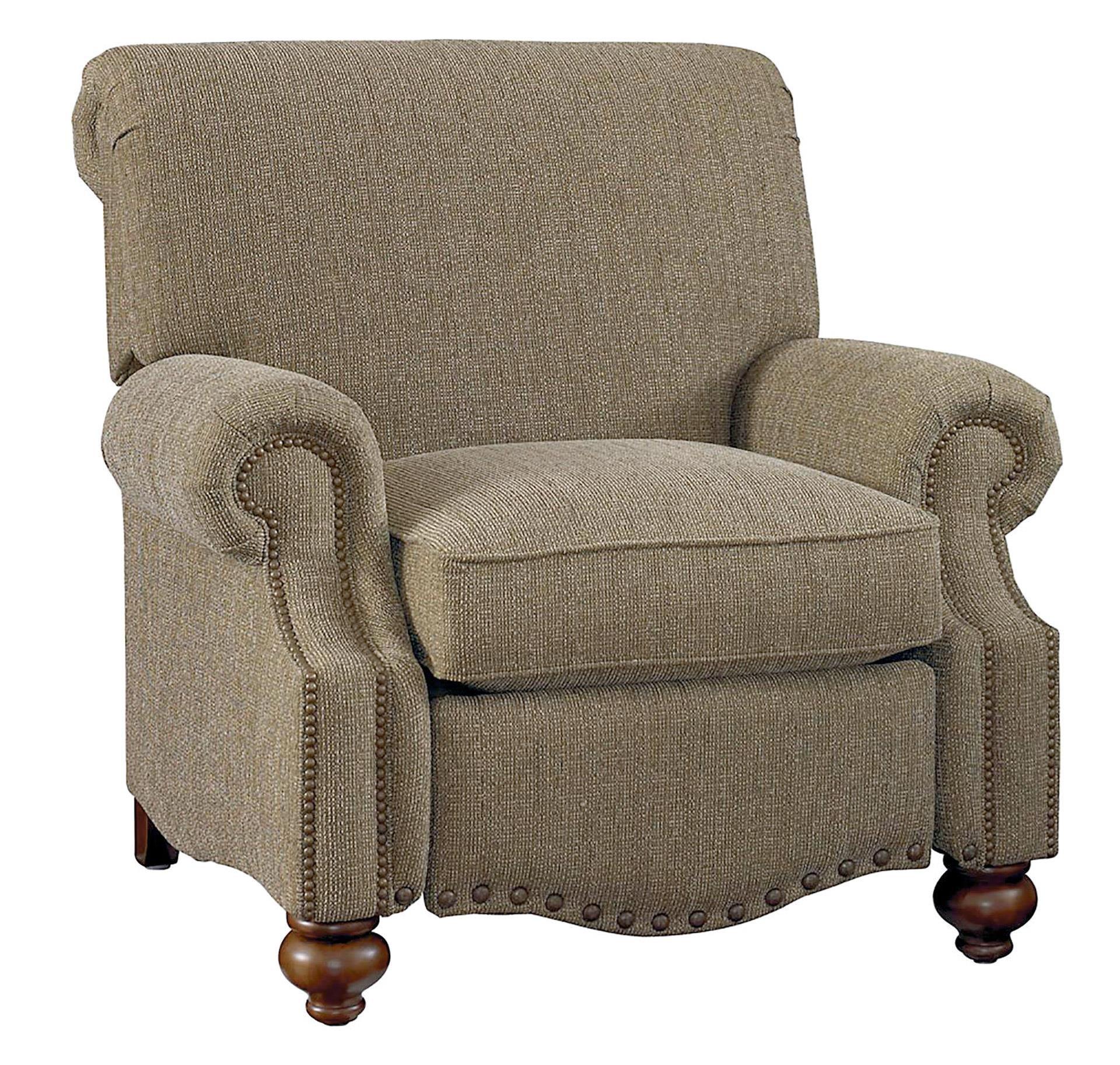 Bassett Club Room Chair - Item Number: 3991-12FC 1474-8