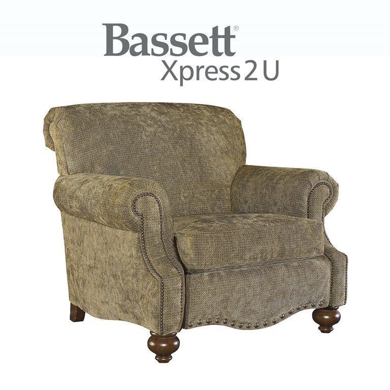 Bassett Club Room Chair - Item Number: BASF-3991-12 FC118-2