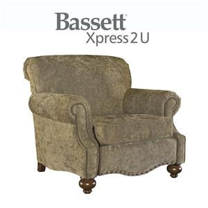Bassett Club Room Chair