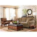 Bassett Riverton Custom Order Sofa