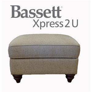 Bassett Barclay Ottoman