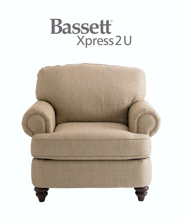 Bassett Barclay Chair - Item Number: BASF-3999-12 FC120-2