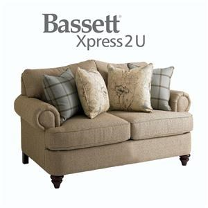 Bassett Barclay Loveseat