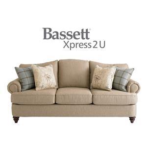 Bassett Barclay Sofa