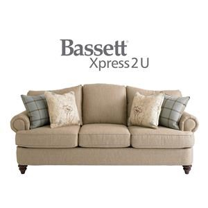 Bassett Barclay Sofa Sleeper