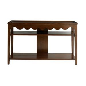 Bassett Madison County Special Order Entertainment Console