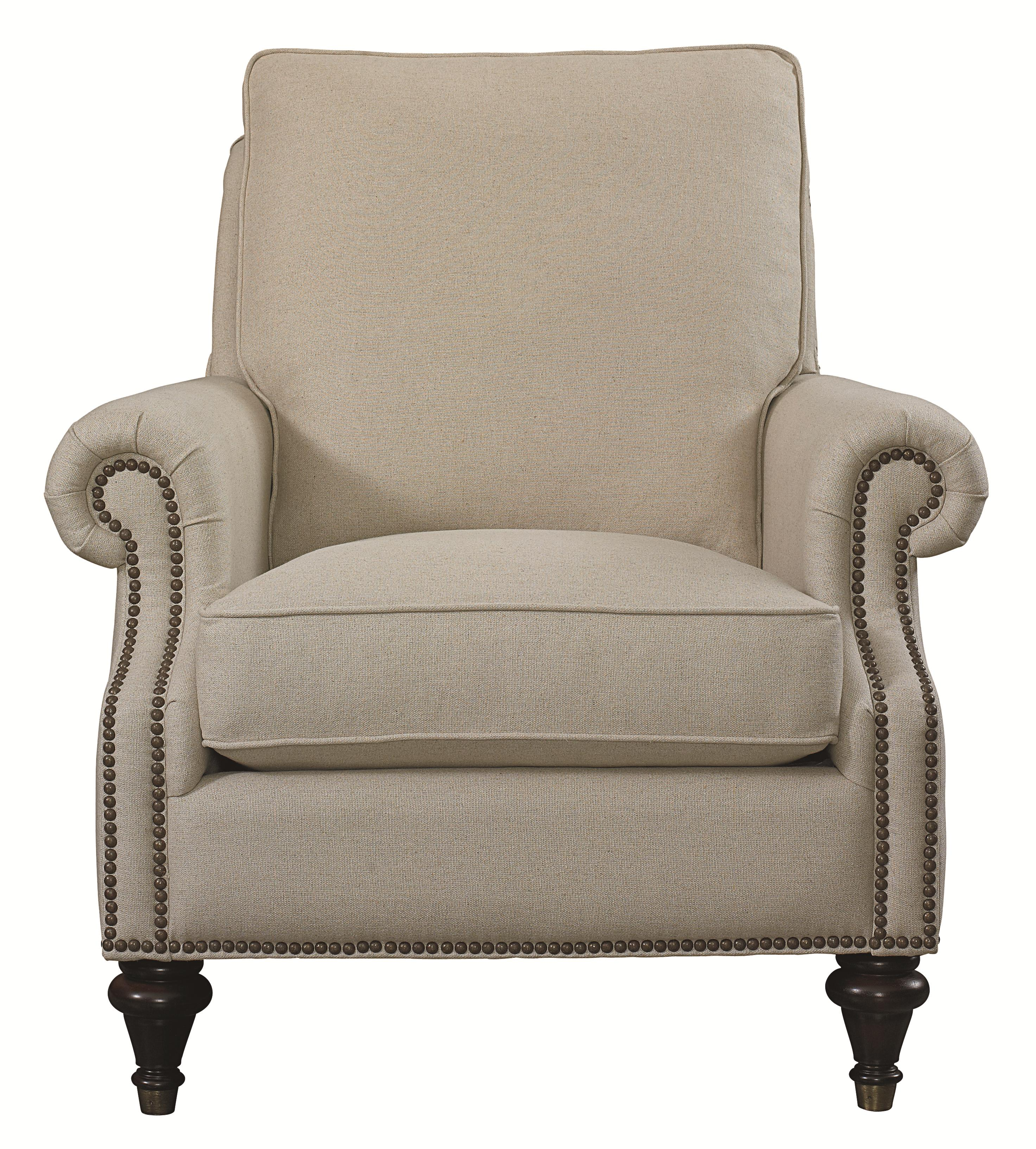 Bassett Accent Chairs by Bassett Oxford Accent Chair - Item Number: 1494-02