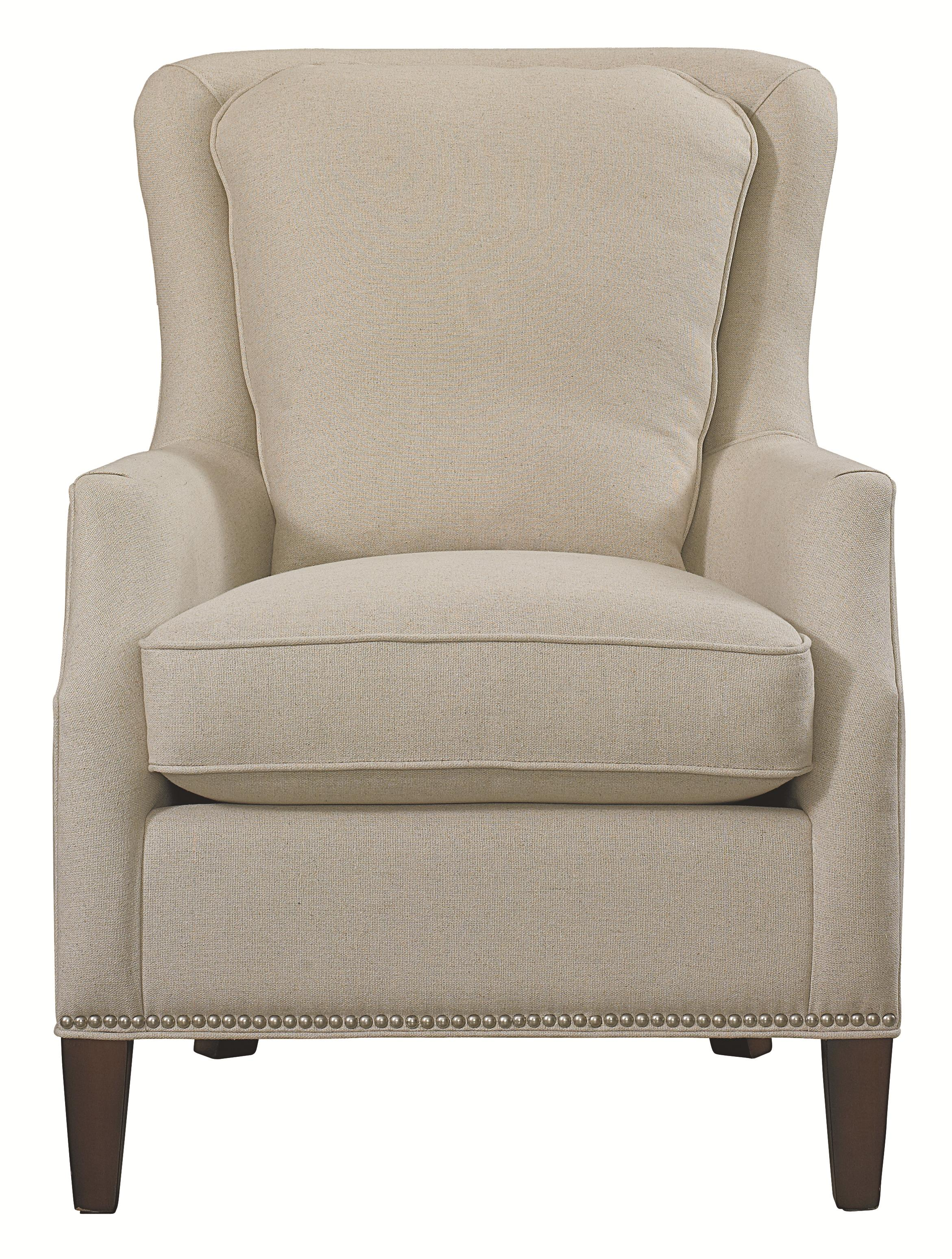 Bassett Accent Chairs by Bassett Kent Accent Chair - Item Number: 1951-02