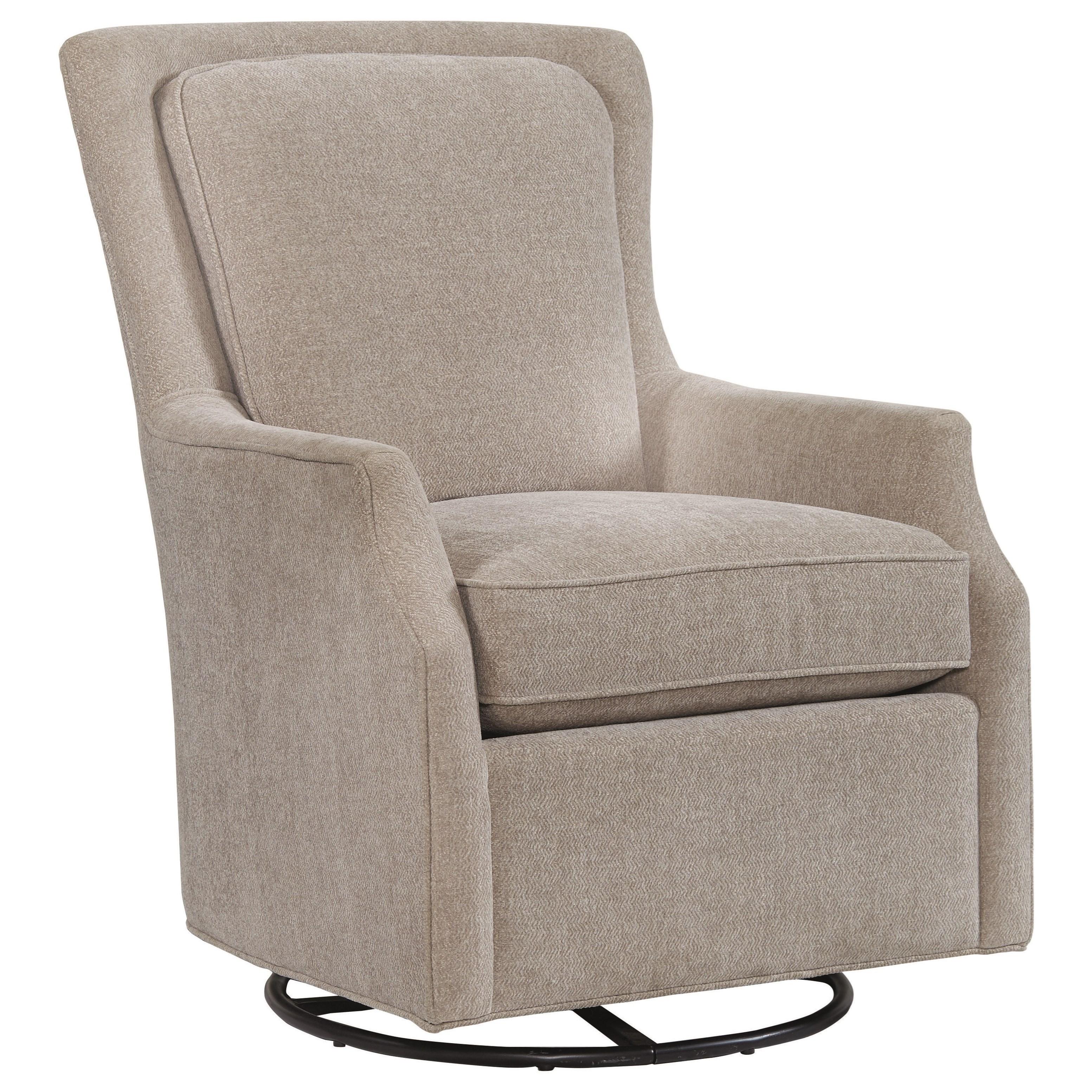 Kent Accent Swivel Glider Chair