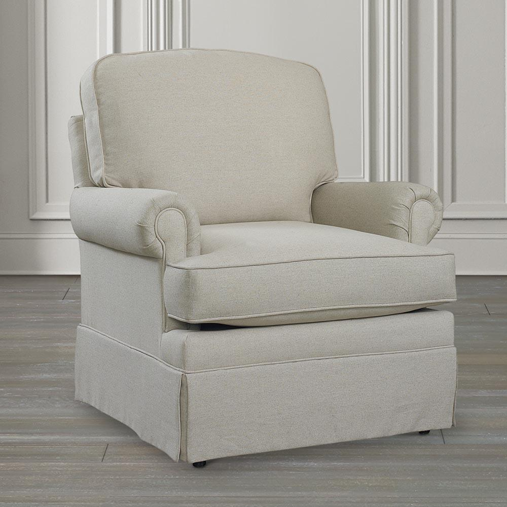 Bassett Accent Chairs by Bassett Porter Accent Chair - Item Number: BASF-1015-02 1382-2 1382-2 NO