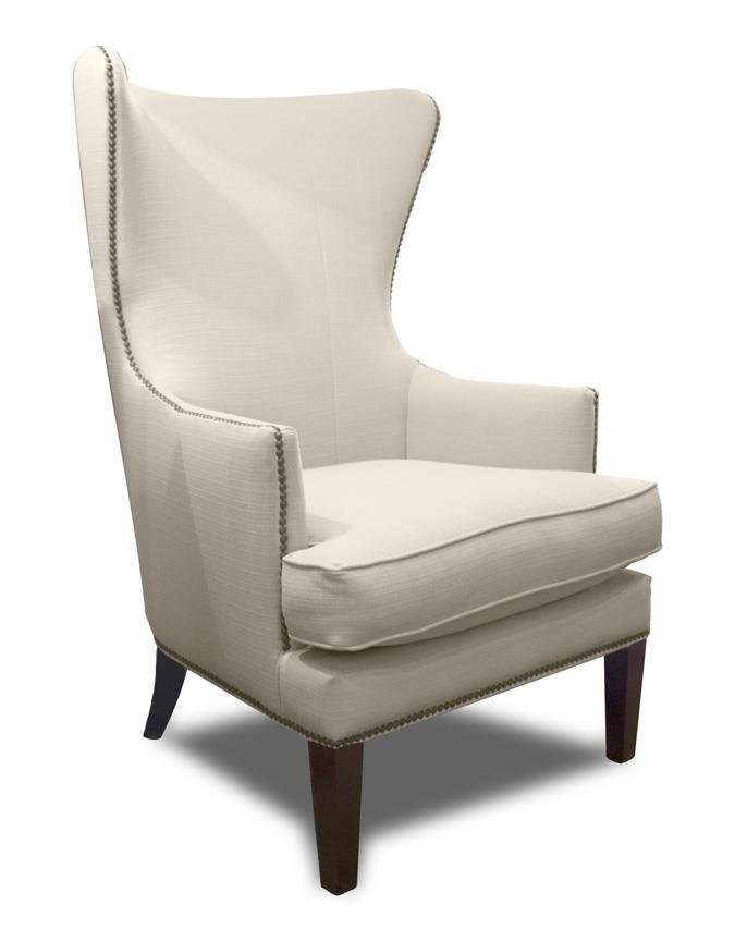 Bassett Accent Chairs by Bassett Whitney Accent Chair - Item Number: BASF-1088-02 1382-2 1382-2 AB BF807