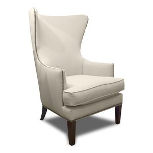 Bassett Accent Chairs by Bassett Whitney Accent Chair