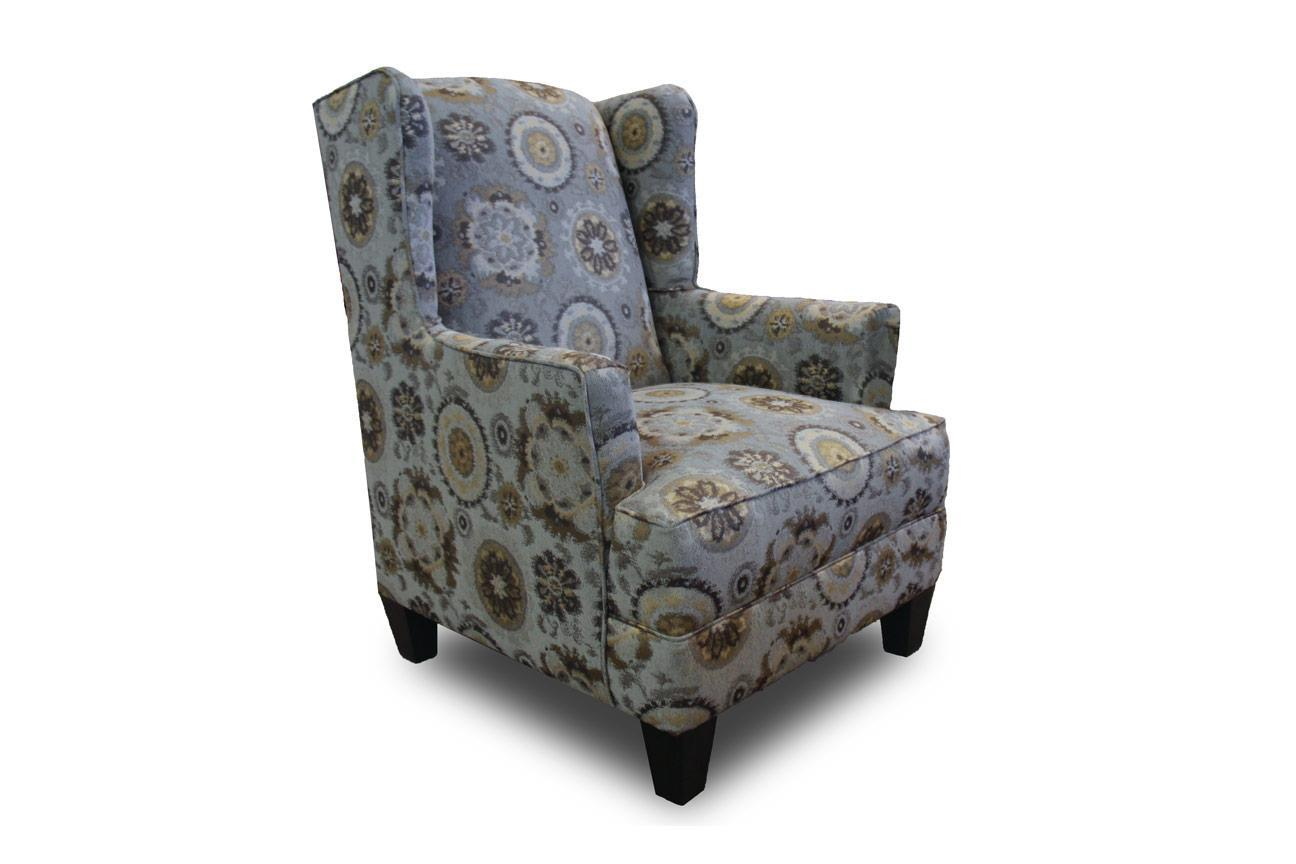 Bassett Accent Chairs Wingate Accent Chair - Item Number: BASF-1130-02 BE15-5