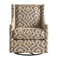 Bassett Accent Chairs Falon Swivel Glider Chair