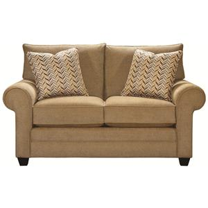 Bassett Alex Casual Loveseat