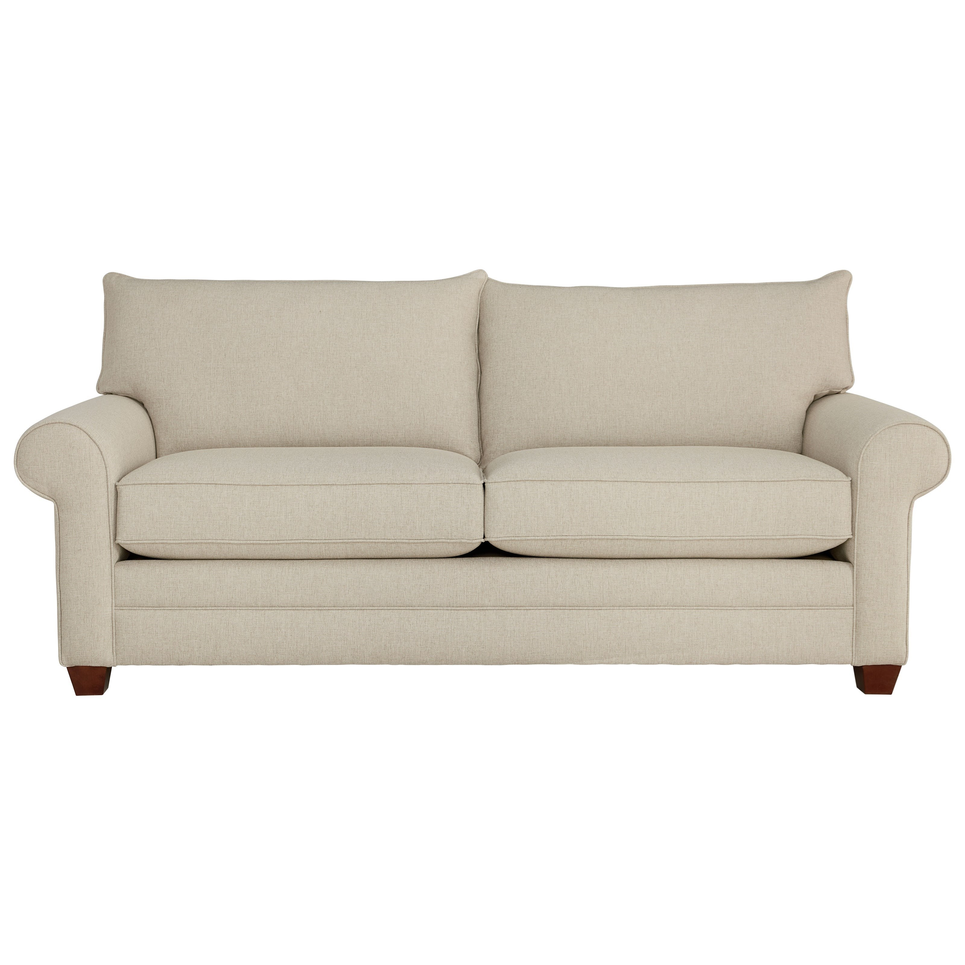 Alexander Sofa by Bassett at Fisher Home Furnishings