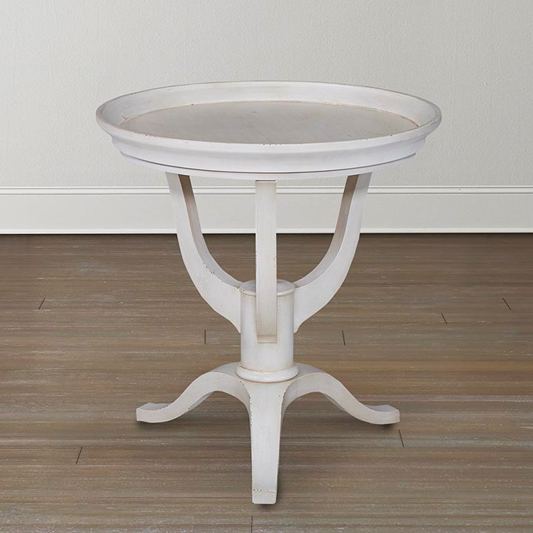 Artisanal Lamp Table by Bassett at Williams & Kay