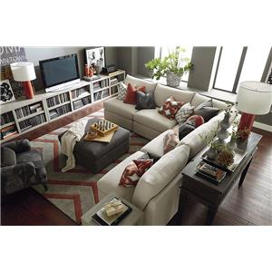 Beckham 5-Piece Sectional (Modular)